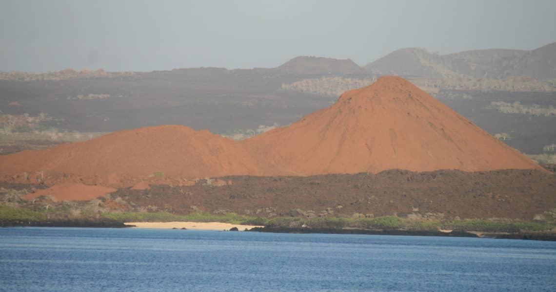 Kreuzfahrt Gay auf die Galapagos Inseln Santiago