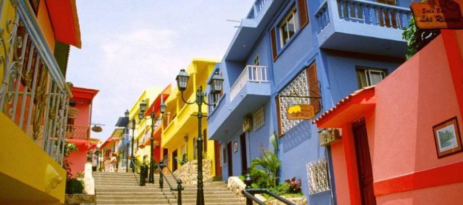 Das farbenfrohe Stadtviertel Las Peñas in Guayaquil - Ecuador-Reisen – Küste und Traumstrände entdecken