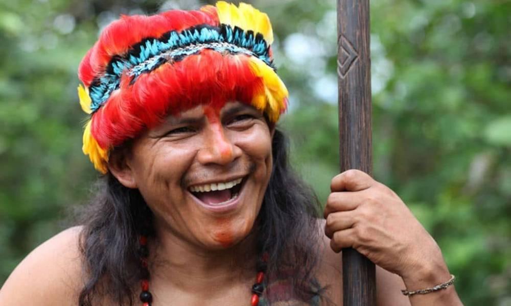 Galapagos PRO Ecuador Reise mit Aufenthalt beim Schamanen Tzama