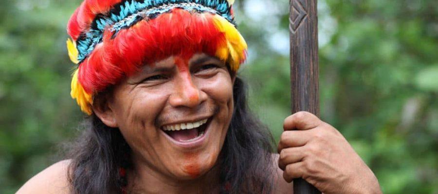 Galapagos PRO - Ecuador Reise mit Aufenthalt beim Shuar-Schamanen Tzamarinda