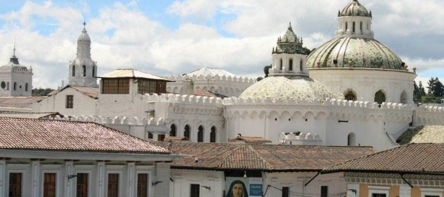Galapagos PRO - Ecuador Reisen - Quito, die Stadt der Kirchen
