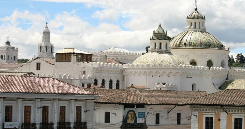 Galapagos PRO Ecuador Reisen Quito Stadt der Kirchen