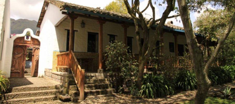 Besuchen Sie während Ihrer Ecuador-Reise wunderschöne koloniale Haciendas