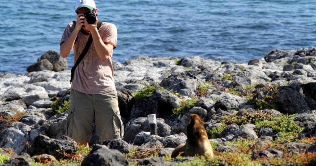 Erleben Sie eine Fotoreise mit Highlight der Galapagos- Inselgruppe Plazas
