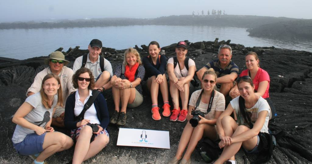 Galapagos PRO Galapagos Profis für Sie auf Vulkaninsel Fernandina Galapagos Legend