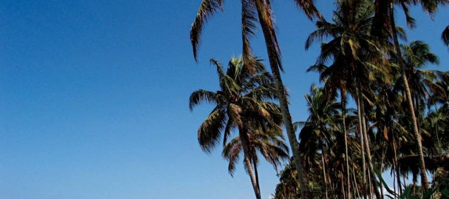 Ein 30 Kilometer langer Sandstrand bei Pedernales - Ecuador-Reisen – Küste und Traumstrände entdecken