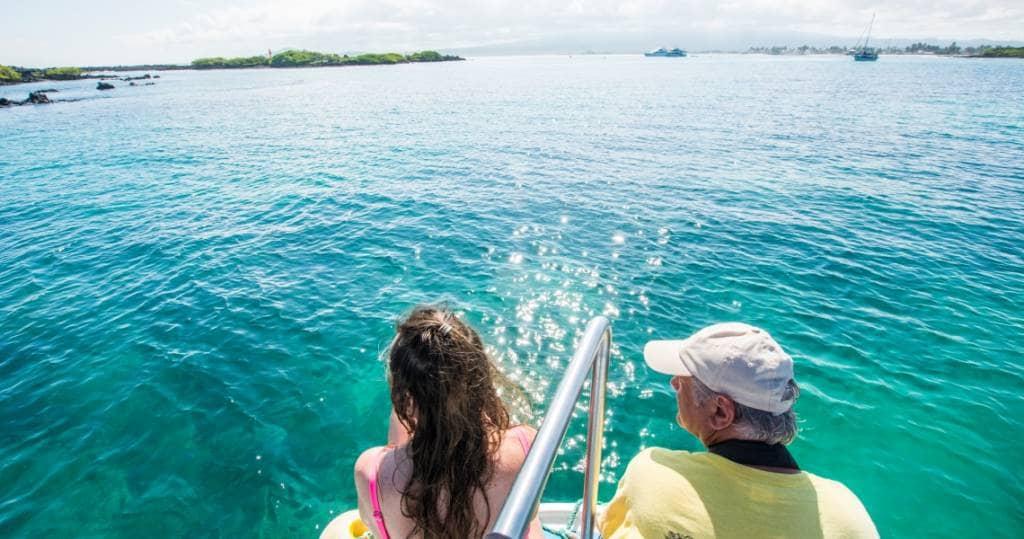 Tagesausflug von der Galapagos-Insel Isabela - Zur Inselgruppe Las Tintoreras