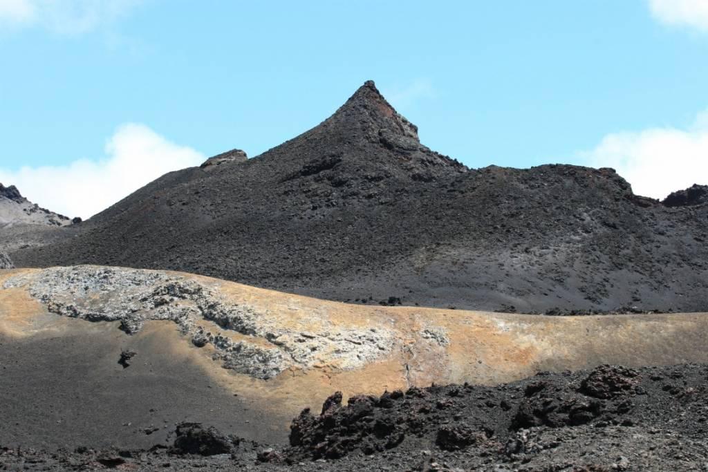 Wandern bis zum Vulkan Chico auf Isabela Galapagos