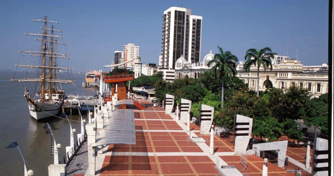 Malecón Guayaquil