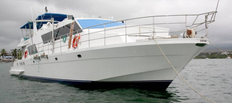 Galapagos Inseln - Tauchen- Galapagos PRO - Tauchschiff Nortada