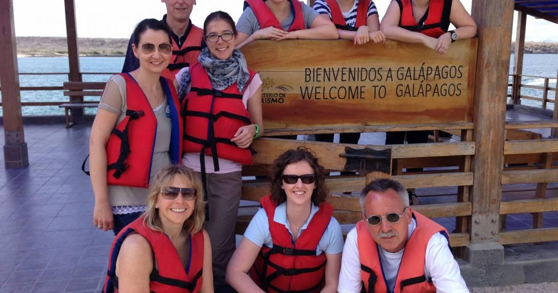 Im Galapagos-Nationalpark - Galapagos PRO und Partner Reisebüros