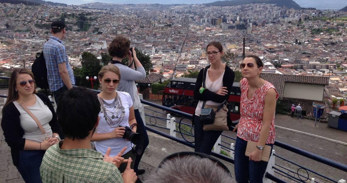 Informationen über die schöne Stadt Quito - Galapagos PRO und Partner Reisebüros