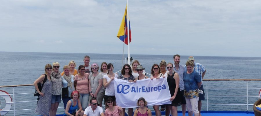 On Tour mit den Partnern - Galapagos PRO und Partner Reisebüros