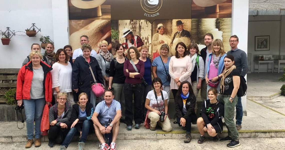 Inforeise 2017 - Galapagos PRO und Partner Reisebüros