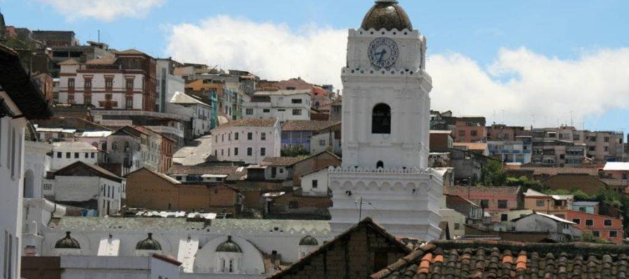 Zur Ecuador Reise gehört immer eine Besichtigung der Altstadt von Quito. Weltkurlturerbe Pur.