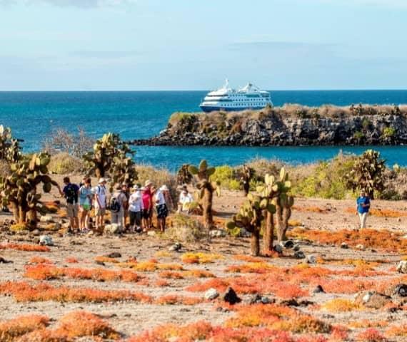Galapagos-Gruppenreisen