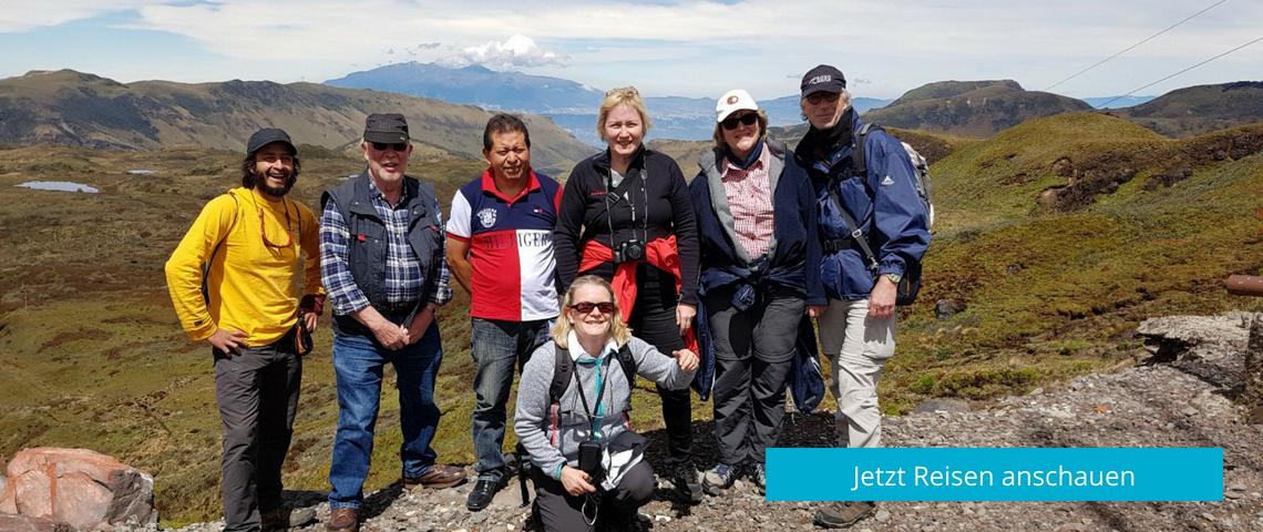 Mit Galapagos PRO auf eine einzigartige Gruppenreise
