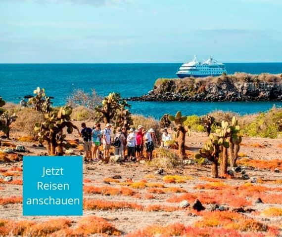 Unsere schönsten Reisevorschläge in Gruppe für Ecuador und die Galapagos-Inseln