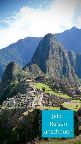 Die Highlights von Peru und Ecuador erleben