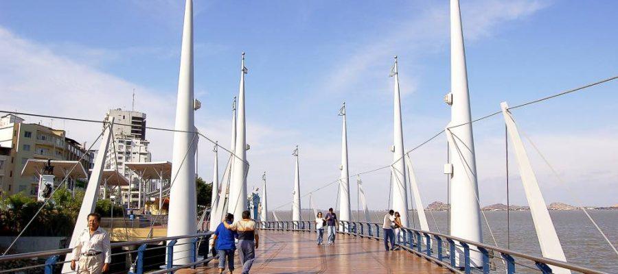 Hafenpromenade Guayaquil - Ecuador & Galapagos Luxus-Reisen
