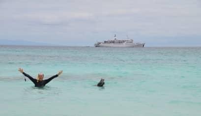 Galapagos PRO Coral II activities
