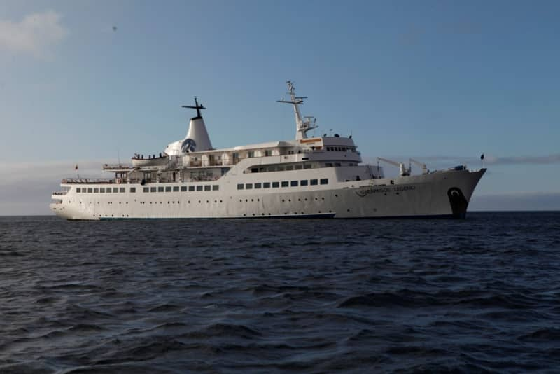 Galapagos PRO Galapagos Legend ship