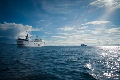 "Die Galapagos Kreuzfahrt auf der ""La Pinta"" geht los! Galapagos PRO"