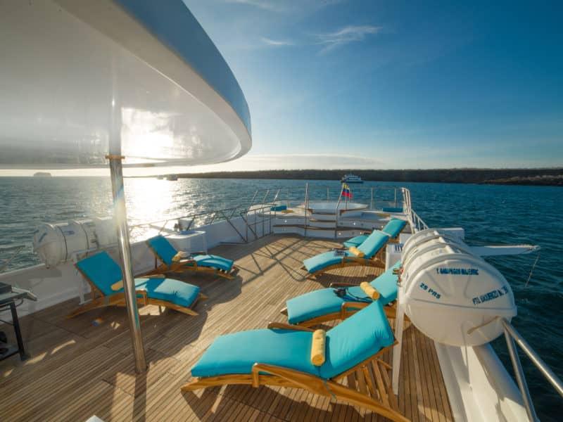 Galapagos PRO Majestic sun deck