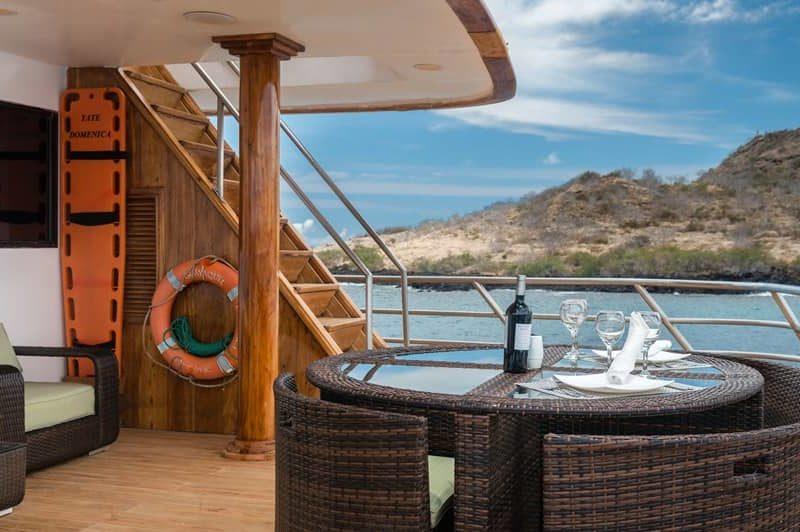 Galapagos PRO seastar journey view
