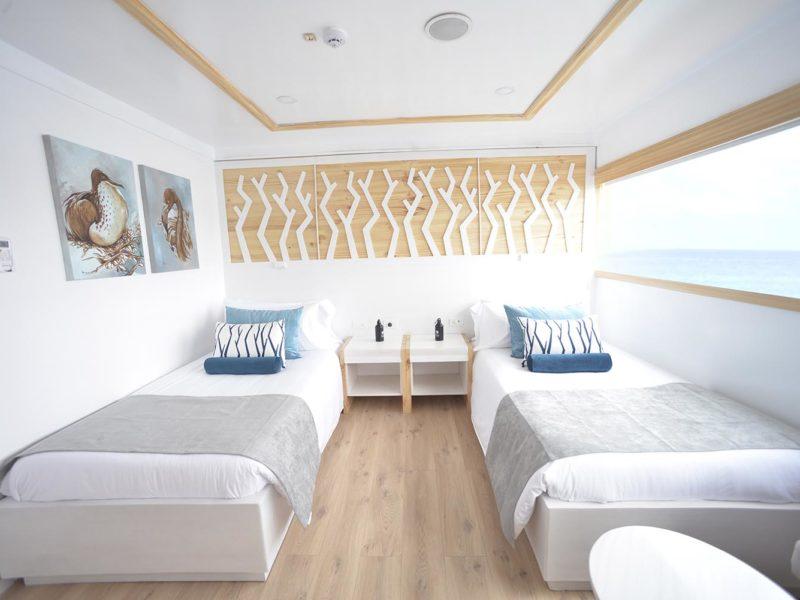 Seastar Journey twin cabin