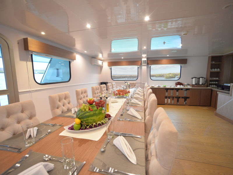 Dining Area Seaman Journey