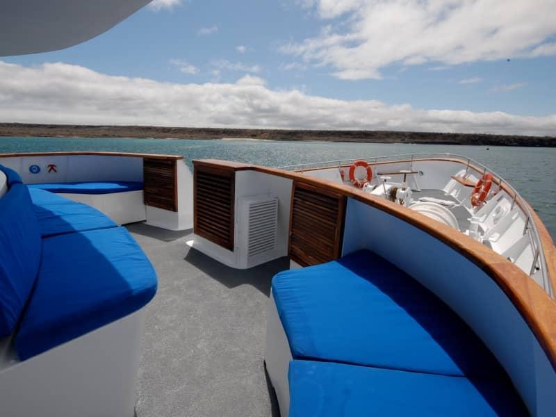 Galapagos PRO Beluga deck