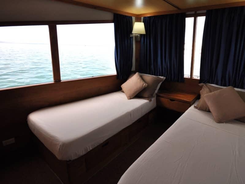 Galapagos PRO Beluga cabin
