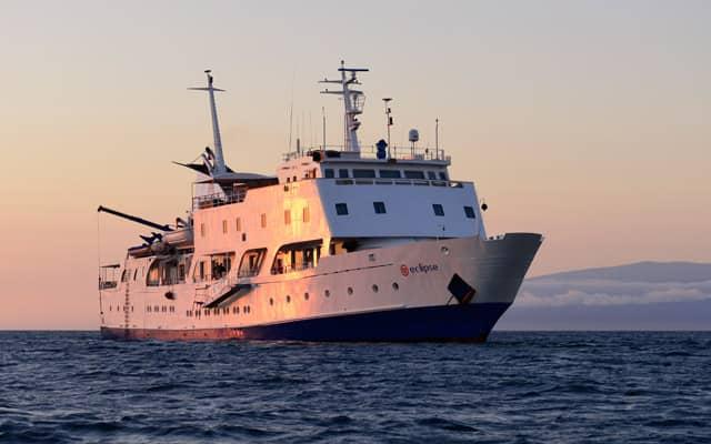 """Eine unvergessliche Galapagos Kreuzfahrt auf der """"Eclipse"""""""