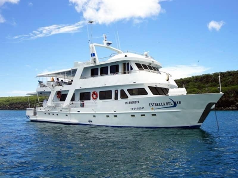 Galapagos-PRO-Estrella-del-Mar-Kreuzfahrt