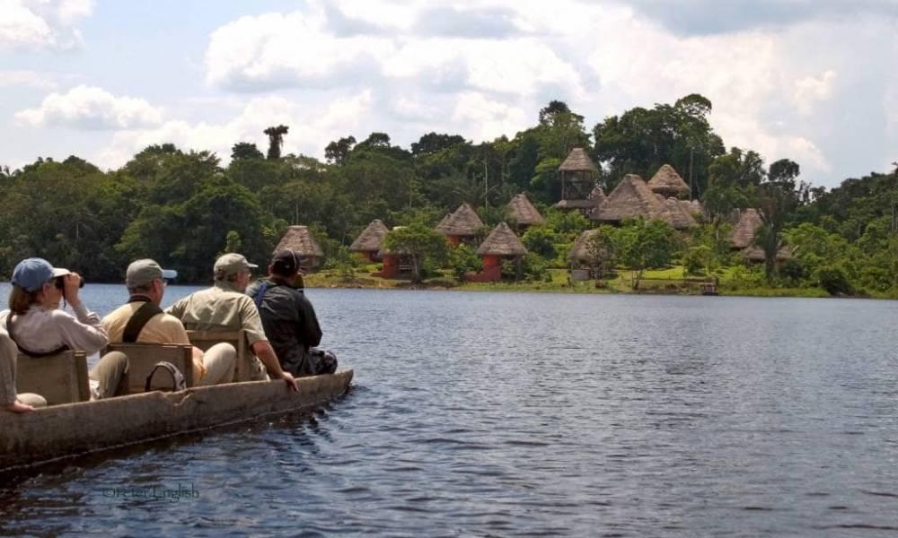 Kanutour Napo-Wildlife-Center - Ecuador & Galapagos Luxus-Reisen