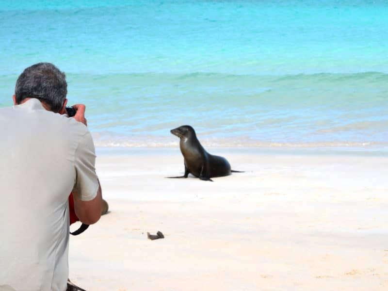 luxury travel: Galapagos Spray Ocean Spray