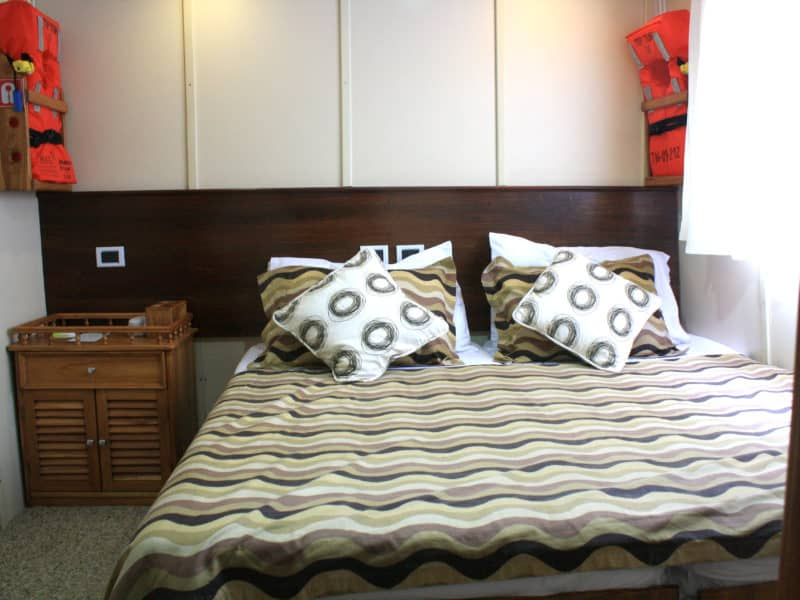 Galapagos PRO Tip Top IV cabin