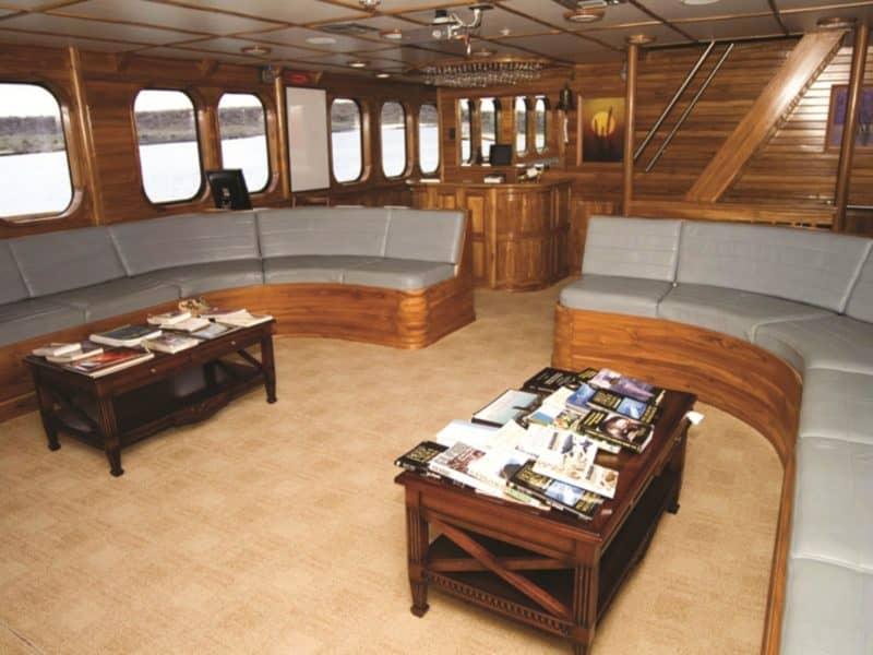 Galapagos PRO Tip Top IV lounge