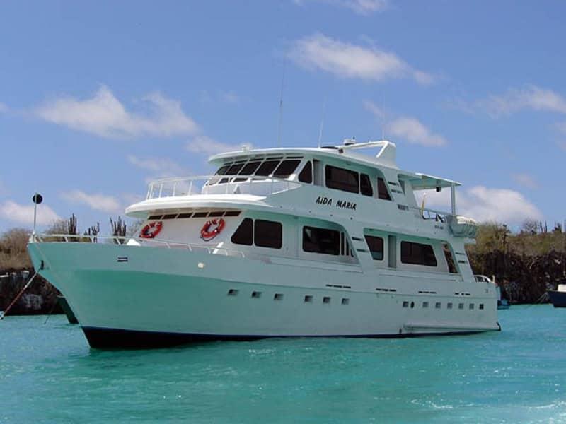 Galapagos-PRO-Touristenklasse-Yacht-Aida-Maria