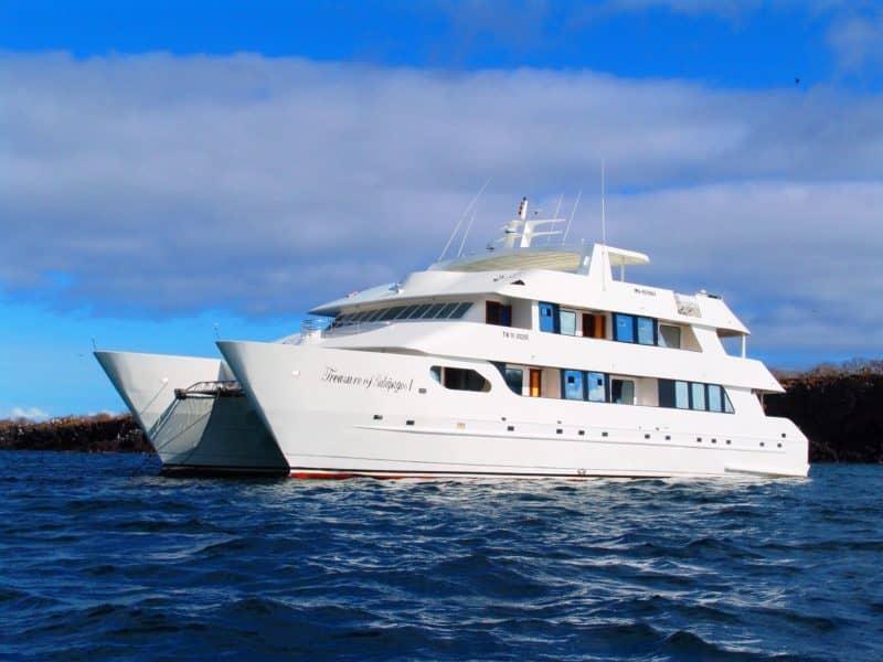 """Eine faszinierende Reise auf der """"Treasure of Galapagos"""" erleben"""