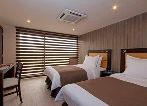 Kabine mit Einzelbetten M/V Anakonda