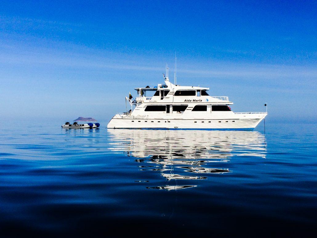 Galapagos-Kreuzfahrt Aida Maria - Günstiges kreuzfahrtschiff