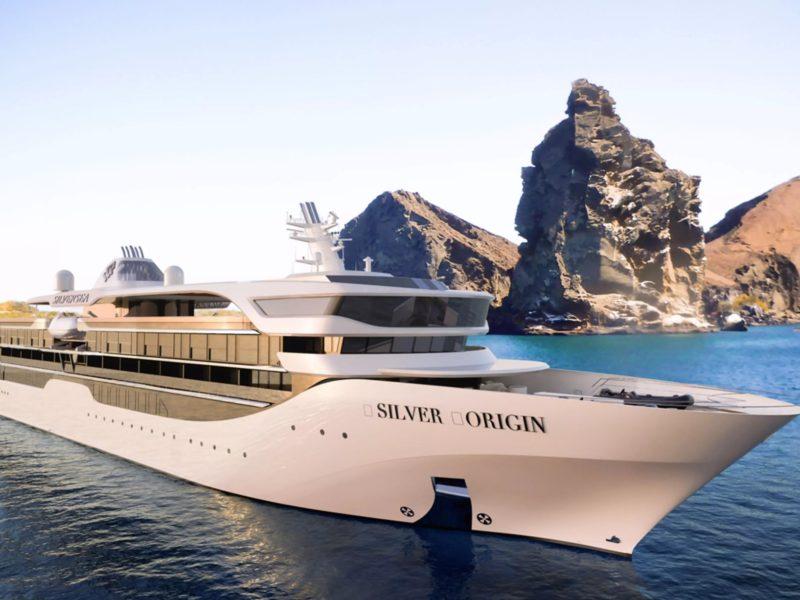 Galapagos cruise Silver Origin Yacht