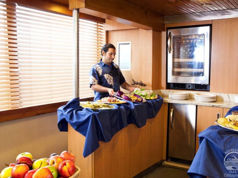Galapagos PRO Aggressor III Gastronomie