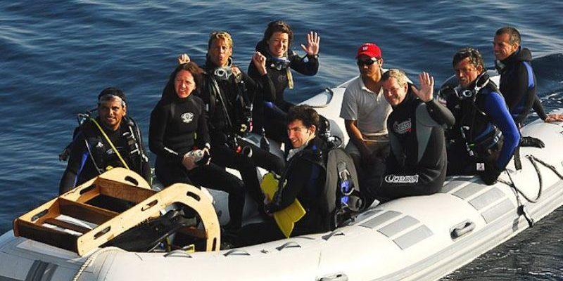 Galapagos PRO Humboldt Explorer Aktivitäten