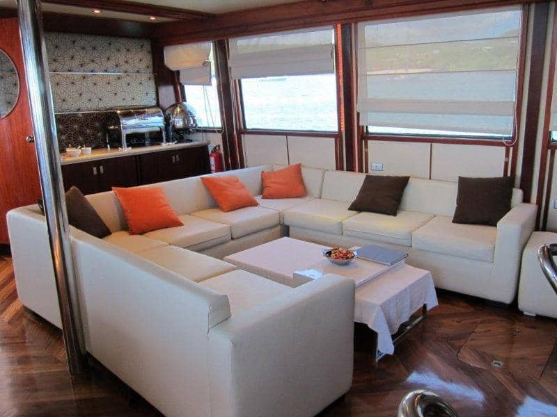 Galapagos PRO Humboldt Explorer Lounge