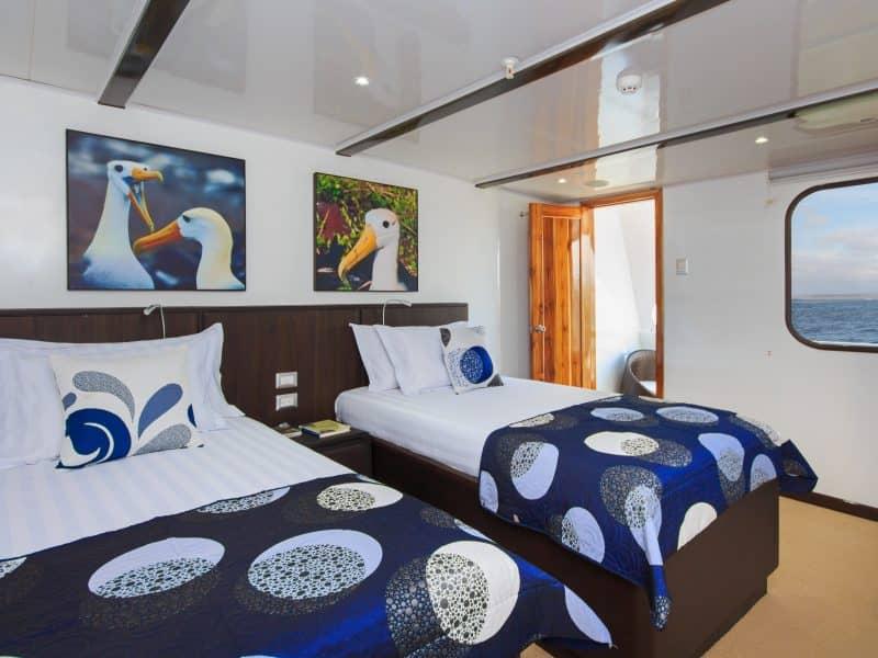 Schöne, moderne Zimmer mit atemberaubender Aussicht