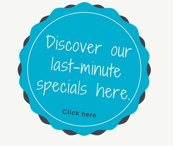 Visit our website to discover our last-minute special and cruises in offer