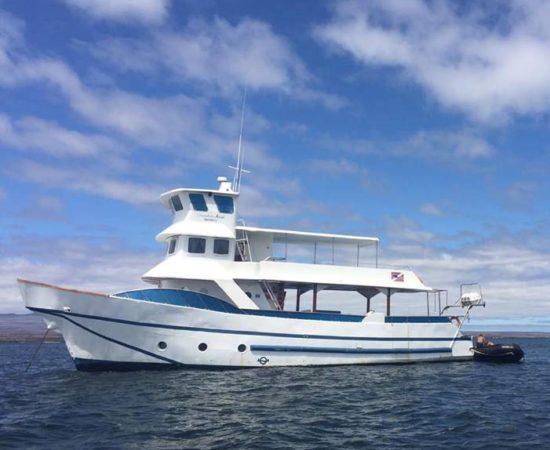 Tauchkreuzfahrtschiff Danubio Azul - Galapagos-Inseln